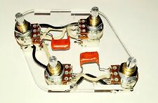 Custom Jimmy Page Wiring Harness 4 Push-Pull Pot for USA Gibson SG Guitar