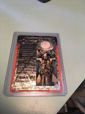 White Wolf Rage The Wyrm Foil Card Churjuroc's Tusk Ccg Tcg