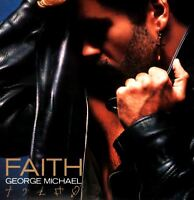 GEORGE MICHAEL faith (CD album) pop rock, synth pop