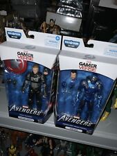 MARVEL LEGENDS AVENGERS GAMERVERSE Wave 2: CAPTAIN AMERICA & IRON MAN