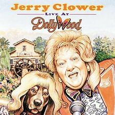 "JERRY CLOWER, CD ""LIVE AT DOLLYWOOD"" NEW SEALED"