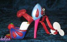 Disney Designer Princess doll Christmas Shoe Ornament Snow White New!