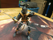 Toy Biz 2005 Loose Ultimate NIGHTCRAWLER X-Men Classics Marvel Legends Complete