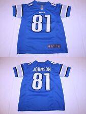 "Youth Detroit Lions Calvin Johnson ""Megatron"" S (8) Jersey Nike"