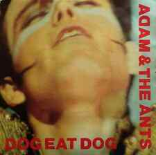"""ADAM AND THE ANTS - Dog Eat Dog (7"""" Single) (EX-/VG)"""