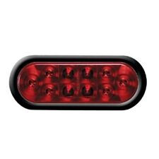Optronics STL74RK Boat/Utility Trailer Led Oval Red Stop/Turn/Tail Light Kit