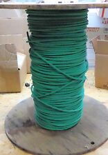 General Cable Wire 12 Gauge Covered Copper 7 Stranded Green  600V  Apx 500'