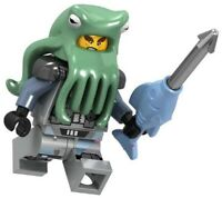 Ninjago Four Eyes Shark Army Master of Spinjitzu Ninja Custom Lego Mini Figure
