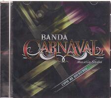 CD - Banda Carnaval Mazatlan Sinaloa Como No Queriendo - NOW SHIPPING !