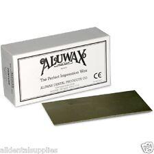 "Dental Aluwax Denture 15 oz Impression Wax 2-3/4"" x 5-1/2"""
