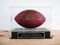 Display Case For Your Bo Jackson Auburn Tigers Heisman Autographed Football