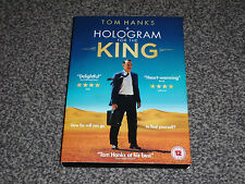 A HOLOGRAM FOR THE KING : 2016 TOM HANKS DRAMA DVD - IN VGC (FREE UK P&P)