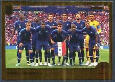 PANINI-2019 FIFA 365- #397-2018 WORLD CUP WINNERS-FRANCE 4 CROATIA 2-TEAM PHOTO