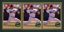 1993 OPC Premier Star Performers Baseball Card Lot - #20 Nolan Ryan (3) - NM+/MT