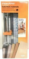 Fiskars Procision Trimmer With Dual-rail System & Self-sharpening Blade
