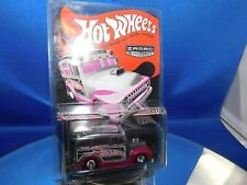 HOT WHEELS 2013 ZAMAC SCHOOL BUSTED WITH PROTECTOR
