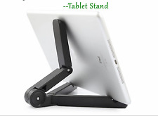 Foldable Tablet Mobile Apple Samsung Smart Phone iPad & Galaxy note desk stand