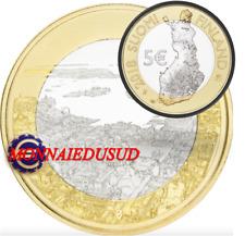 5 Euro Commémorative Finlande 2018 - Ville Andor 2/9