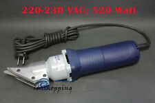 Electric Metal Nibbler, shears, snips 220V 520 W, scissors, BLECHSCHERE, Russia