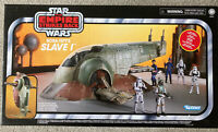 Star Wars The Vintage Collection Boba Fett's Slave 1 - Brand New