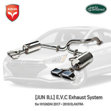 E.V.C Exhaust System for HYUNDAI 2017 - 2019 ELANTRA [JBLH-16ADTE] [JUN B.L]