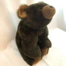 "Teddy Bear Bearington Collection Brown Plush Stuffed Animal Toy Large 22"""