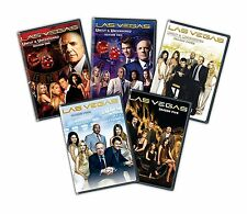 Las Vegas Complete Series Season 1 2 3 4 5 DVD SET TV Show Episodes Lot Tom Caan
