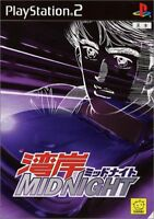 PS2 Wangan Midnight PlayStation 2 Japan F/S