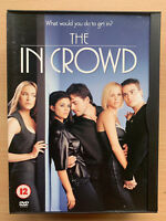 The In Crowd DVD 2000 Teen Horror Thriller in Snapper Case