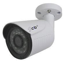 CIB True HD 1080P 2-Megapixel HD Bullet Cameras, AHD System, BNC Connect Type