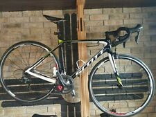 Scott Solace 10 Carbon Bicycle, 52 CM, with power meter! fantastic climbing bike