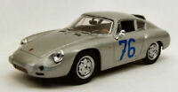 Porsche Abarth #76 5th Targa Florio 1963 Pucci / Strahle 1:43 Model BEST MODELS