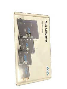 AJA Hi5 - HD-SDI to HDMI Mini Converter - Power Supply Included