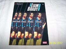 LIAM BRADY STORY ~ Liam Brady testimonial ~ Repubblica d'Irlanda V Finlandia 16/5/90