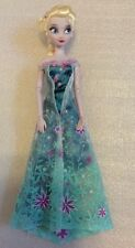 Frozen Fever Elsa Limited Edition Doll Disney Store Official Snow Queen 11""