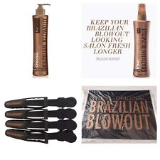 Brazilian Blowout Acai Professional Original Straightening SOLUTION 12 Oz SET