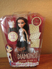 KATIA Bratz Forever Diamondz Fashion Design Set Factory Sealed Pre~Owned