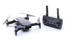 modifli DJI Mavic Luft Drone Haut - anthrazit Karbon
