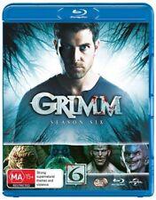 Grimm : Season 6 (Blu-ray, 2018, 3-Disc Set)