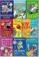 David Walliams Collection 10 Books Set Grandpa Great Escape Paperback NEW