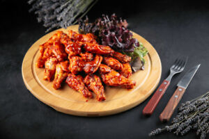 Sticky Chicken Wing Spice - Barbecue Seasoning Marinade BBQ Meat Hot 50g