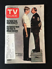 """1978 TV Guide July 9-15 Don Rickles """"COP Sharkey"""" On TV Front Cover"""