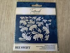 Tattered Lace Bee Swift Die Set - Cuts all Pieces In One Pass Has Free Charisma