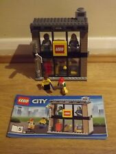 Lego City Shop 60097 Split from City Square -100% Comp - Ex Con