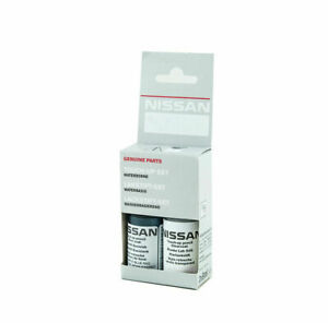 Nissan Genuine Touch-Up Paint White Pearls QAB