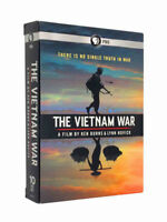 The Vietnam War A Film by Ken Burns and Lynn Novick DVD by usps with tracking