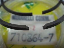 2 fasce pistone Minarelli F Morini Piaggio 50 mm 41,2 Ah 1,5 AC+L cod. 71.0864.7