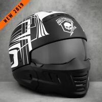 Harley-Davidson Skull Lightning 2-in-1 X04 Modular Helmet 98297-19EX