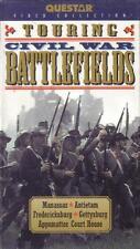 VHS: QUESTAR TOURING CIVIL WAR BATTLEFIELDS