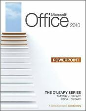 NEW - Microsoft Office PowerPoint 2010: A Case Approach, Introductory (O'Leary)